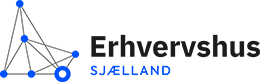 Erhvervshus Sjælland logo
